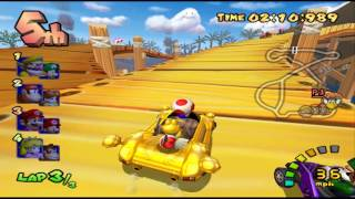 Mario Kart: Double Dash in 4K on Dolphin Emulator 5.0