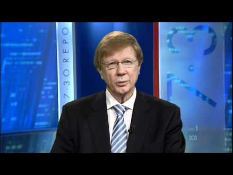 Kerry O'Brien's last 7:30 Report