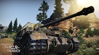Gambar cover Gameplay - War Thunder: Ground Forces (Beta cerrada)