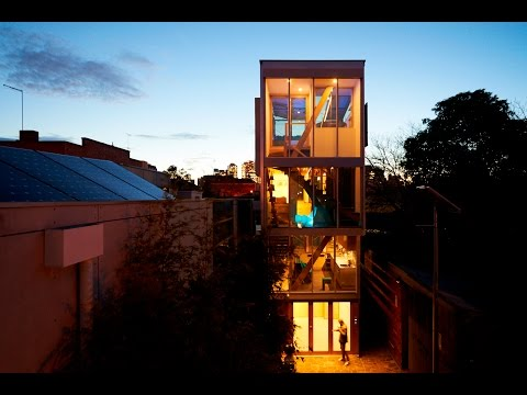Five X Four Hayes Lane Project - Solar PV in Bespoke Architecture