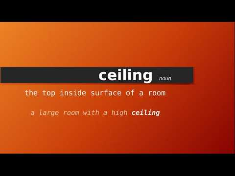 ceiling-,-meaning-of-ceiling-,-definition-of-ceiling-,-pronunciation-of-ceiling