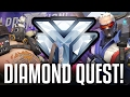 DIAMOND QUEST! (SIX WIN STREAK!)