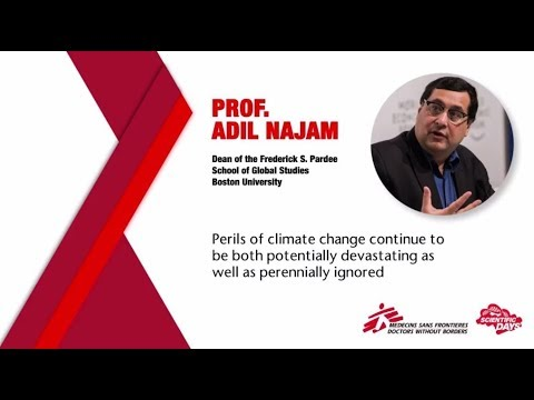 MSF Scientific Days South Asia 2017 : Prof. Adil Najam showcases the perils of climate change