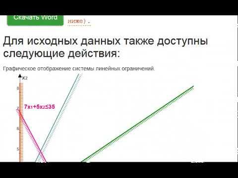 Скачать решение задач графическим методом как решить задачу 394