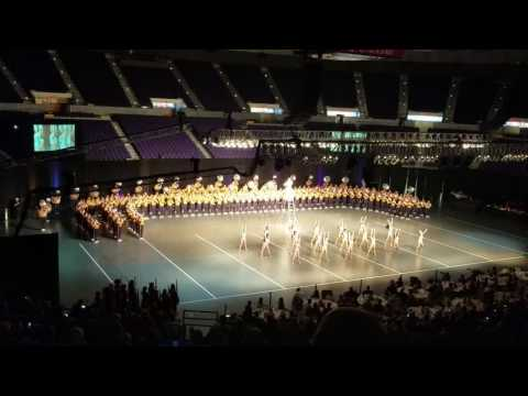 LSU Tigerama 2016 - Golden Band from Tigerland