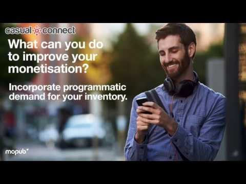 Mobile Programmatic in APAC: The Time is Now to Increase Your Monetization | Simon Toh
