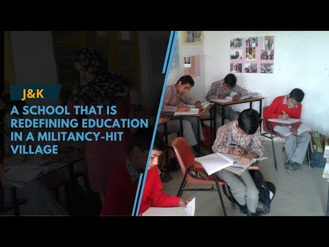 This village school in Jammu and Kashmir is redefining education post militancy