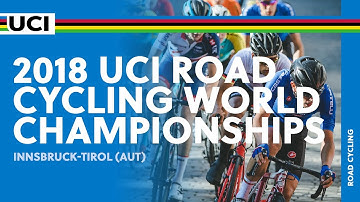 2018 UCI Road World Championships – Innsbruck-Tirol (AUT) / Men Junior Road Race