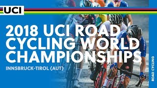 2018 UCI Road World Championships - Innsbruck-Tirol (AUT) / Men Junior Road Race