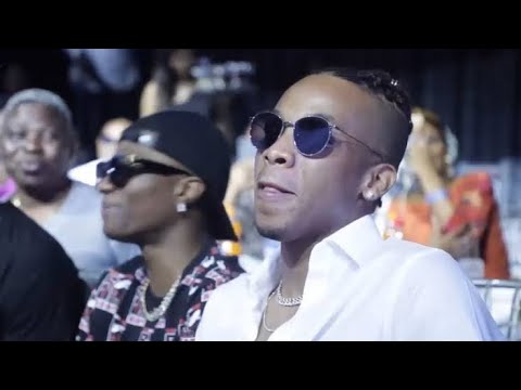 Download Kenny Blaq Thrill Wizkid, D'banj, Tekno, Omotola, Mercy and Ike At Laugh Fest