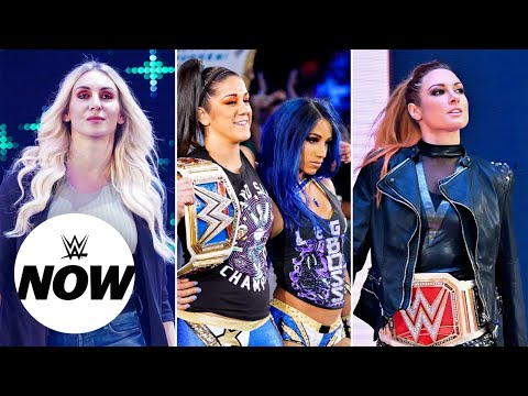 WWE's 4 Horsewomen to collide in Tag Match & more on Raw: WWE Now