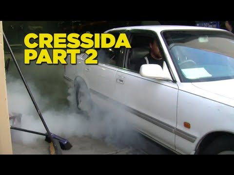 1JZ Toyota Cressida Conversion Part 2