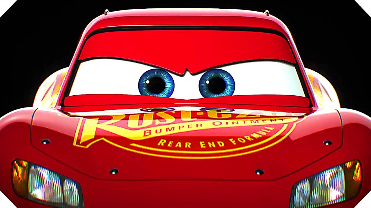 CARS 3 TRAILER # 2 (Pixar Animation Movie, 2017) - YouTube
