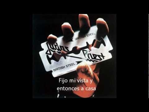 Judas Priest - Living After Midnight (Subtitulada en español)