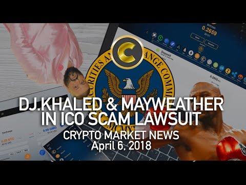 "Floyd ""Crypto Money"" Mayweather & Dj.Khaled Involved in Crypto ICO Scam Centra Mp3"