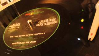 10 Inch DubIration DISS001. Limited Edition . Made In Mexico. Lyric...