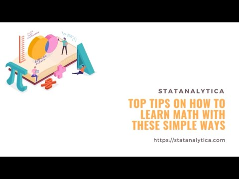 Top Tips on How to Learn Math With These Simple Ways