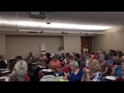 Q&A -- Leah Bolger and Norman Solomon - Do the People Want War?