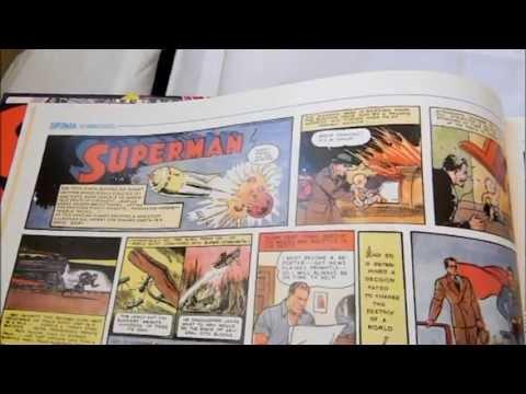 Superman Sunday Classics (1939-1943) Review - DC comics