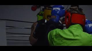 Видео для секции бокса в Харьковском университете воздушных сил