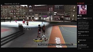 2k20 MyPark With Subs Gameplay!!! JOIN UP!!!!
