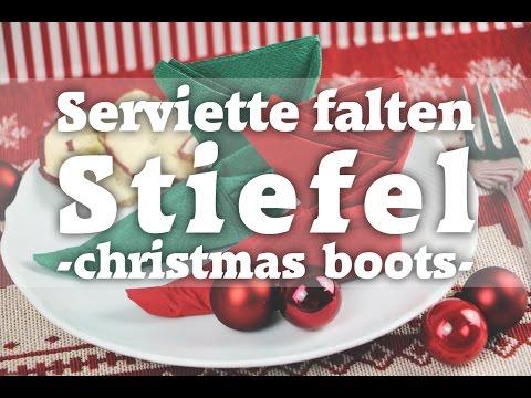serviette-falten---stiefel---anleitung---talu.de