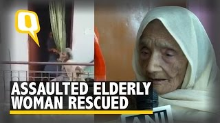 the quint assaulted elderly woman rescued by dcw
