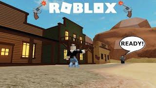WILD WEST SHOWDOWN! | Roblox Time Travel Adventures