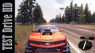 Chevrolet Camaro SS | Perf Spec - 2010 - The Crew - Test Drive Gameplay (PC HD) [1080p]