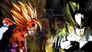 Repeat youtube video Gohan vs Cell Kamehameha Battle Theme