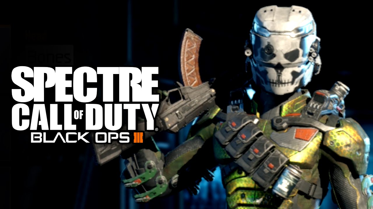 Black Ops 3 - All Spectre Outfits Showcase w/ Remy - YouTube