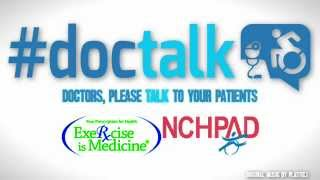 DocTalk: Prescribe Exercise