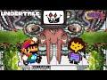 Mario Paint Composer: Your Best Nightmare/Finale - Undertale
