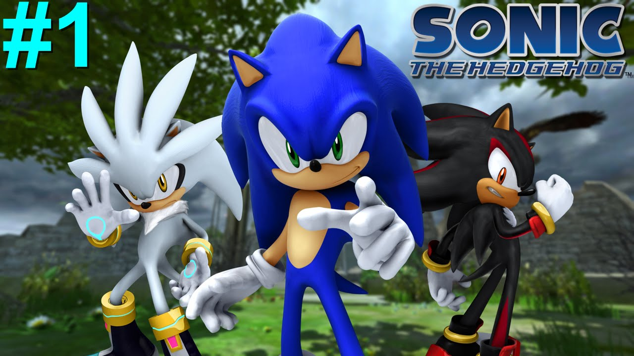 Sonic The Hedgehog 06 Ps3 Gameplay 1 Sonic Vs Silver Battle Of The Hedgehogs Youtube
