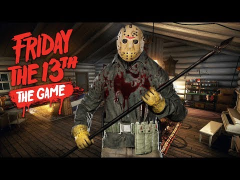 WORLD'S BEST JASON!! (Friday the 13th Game)