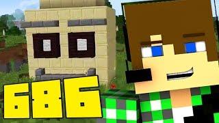 Minecraft ITA - #686 - PERSO LA TESTA