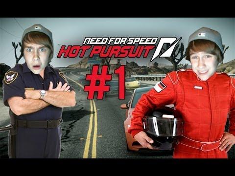 Need for Speed: Hot Persuit - Aflevering 1 ''Job als POLITIE!''