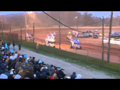 November 15, 2014 - Susquehanna Speedway Park; 410 Sprint Highlights