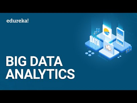 Big Data Analytics | Big Data Explained | Big Data Tools & Trends | Big Data Training | Edureka
