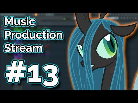 Music Production Stream #13 - Approaching the finish line (FL Studio)