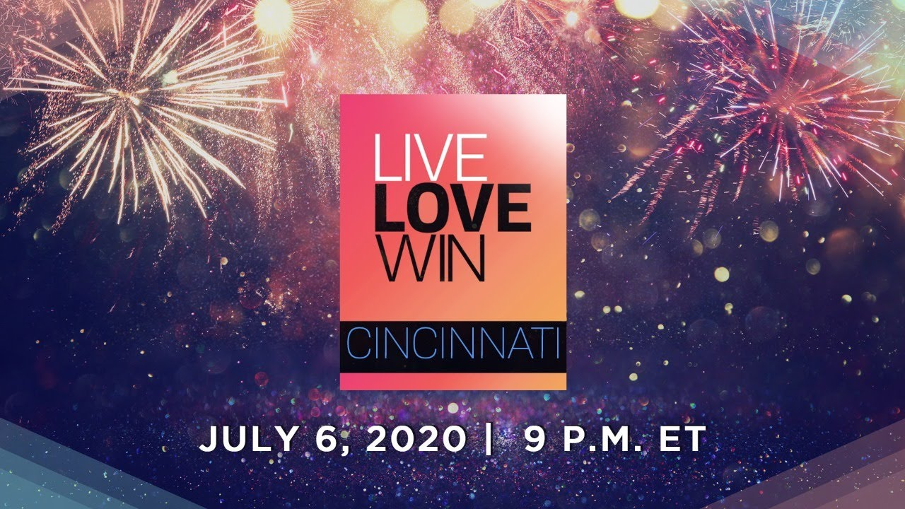 LIVE LOVE WIN | July 6, 2020