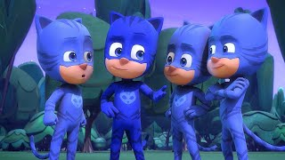 PJ Masks Full Episodes | Catboy Squared  | Kids Videos
