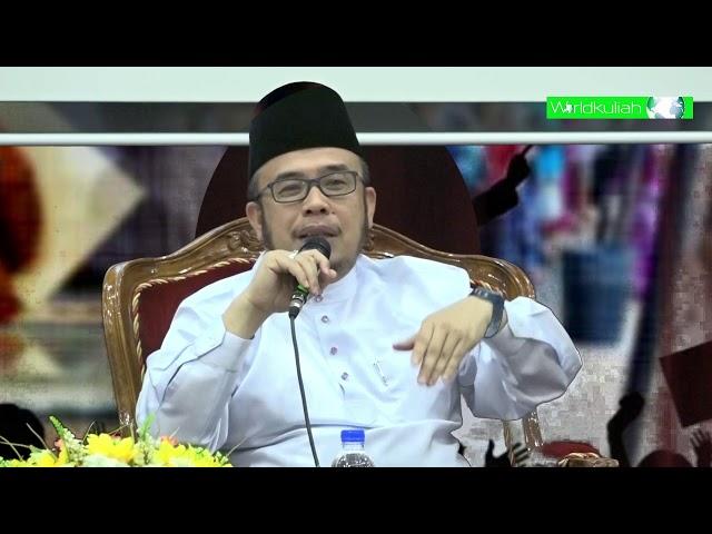SS Dato Dr Asri-SistemYg Kita Ada Cukup Baik Tetapi Perosaknya.......