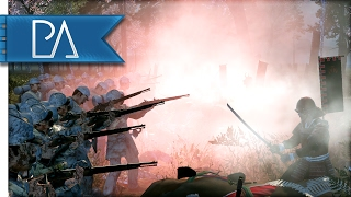 Today we are playing Shogun 2 Total War. This is an online battle i...