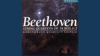 String Quartet No. 2 in G major, Op. 18, No. 2: IV. Allegro molto quasi presto