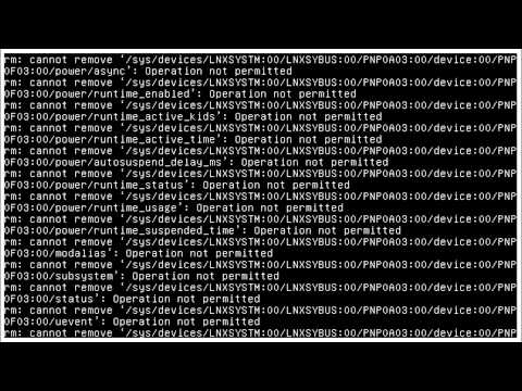 Unix Roulette