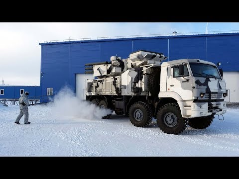 Challenges to Canada's Arctic sovereignty