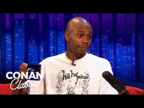 Dave Chappelle Doesn't Mind Being Called Crazy -