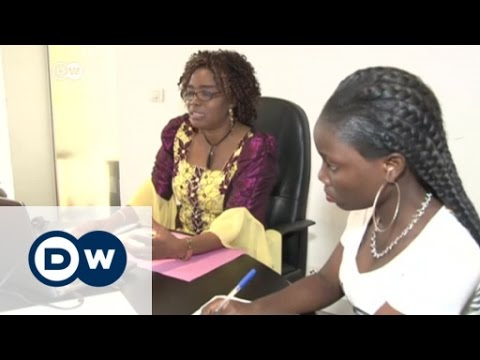 Benin: IT training for women | DW Business