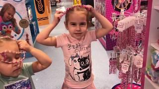 Какие игрушки купили Алина Юляшка и Алиса Огромный магазин игрушек в Дубае ВЛОГ